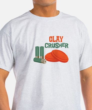 Clay Crusher T-Shirt