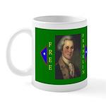 Free Franklin Mug