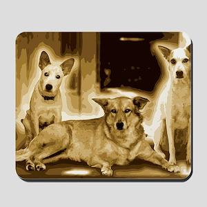 Doggy Love Mousepad