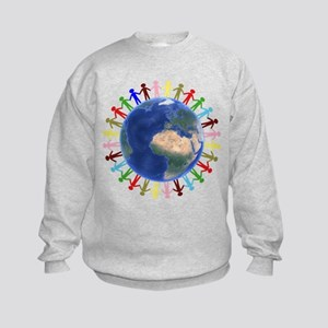 One Earth - One People Sweatshirt
