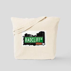 Radcliff Av, Bronx, NYC Tote Bag