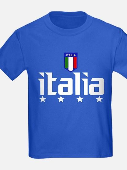 Italia soccer t-shirts 4 Star Italia shirt T