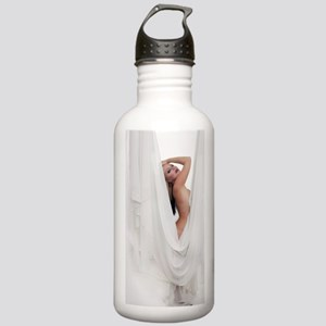 Beautiful Nude Blonde  Stainless Water Bottle 1.0L