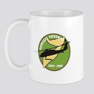 Somalia Veteran Patch... Mug