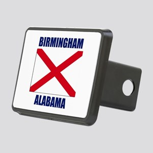 Birmingham Alabama Rectangular Hitch Cover