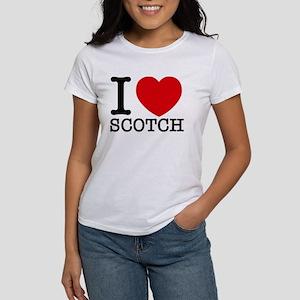 I Love Scotch T-Shirt