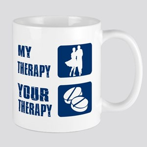 LINEDANCE is my therapy Mug