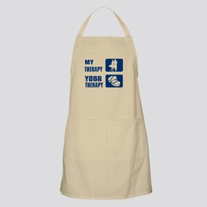 LINEDANCE is my therapy Apron