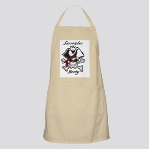 Gaspiralla Pirate Male  Apron