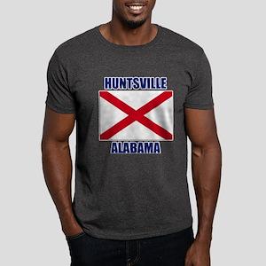Huntsville Alabama Dark T-Shirt
