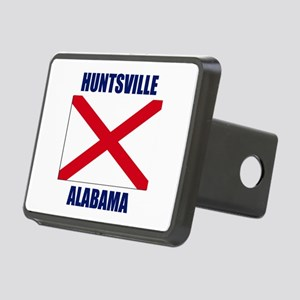 Huntsville Alabama Rectangular Hitch Cover
