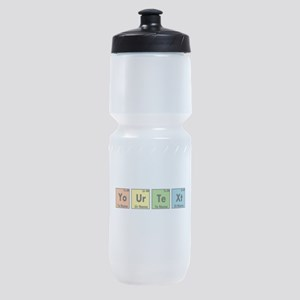 Personalized Your Text Periodic Tabl Sports Bottle