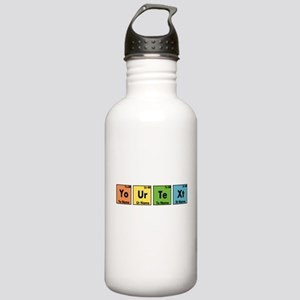 Personalized Your Text Stainless Water Bottle 1.0L