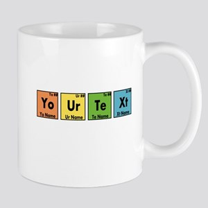 personalized your text periodic table n mug - Periodic Table Mug Australia