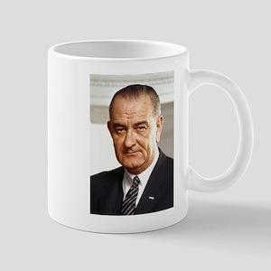 Lyndon B. Johnson Mug