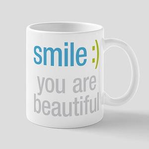 Smile Beautiful Mug