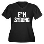 FN Strong Plus Size T-Shirt