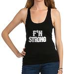 FN Strong Racerback Tank Top