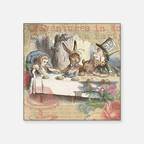 Mad Tea Party Sticker