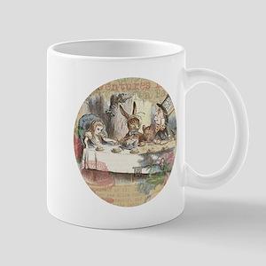 Mad Tea Party Mugs