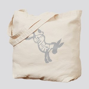 Smart Ass Donkey Tote Bag