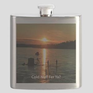 Cold Nuff Fer Ya? Flask