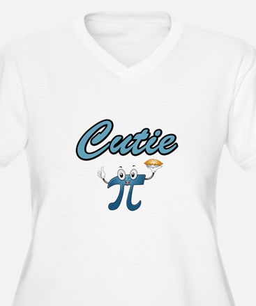 Cutie Pi Plus Size T-Shirt