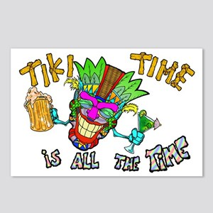 Tike Time is all the Time Postcards (Package of 8)