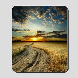 Western Road Mousepad