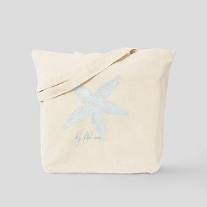 By the Sea Starfish Tote Bag