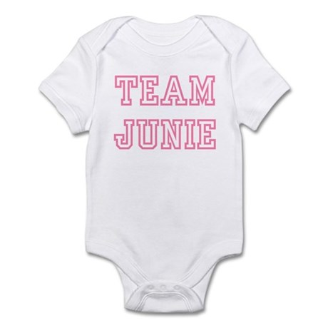 Team JUNIE Infant Bodysuit