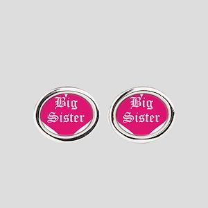 Big Sister, heart, Cufflinks