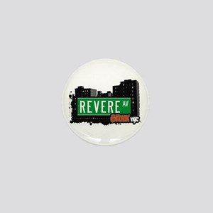 Revere Av, Bronx, NYC Mini Button