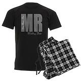 Wedding Men's Dark Pajamas