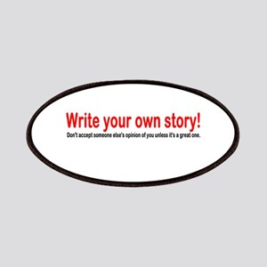 Write Your Own Story Patches