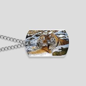 Tiger Love Dog Tags