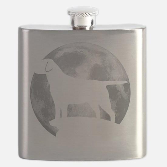 Unique Lab lovers Flask