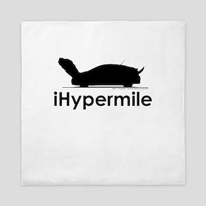 HyperPriusTurtle-iHypermile Queen Duvet