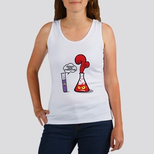 seriously you're overreacting Women's Tank Top