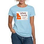 whatiswonderfalls: F.B. women's light t-shirt