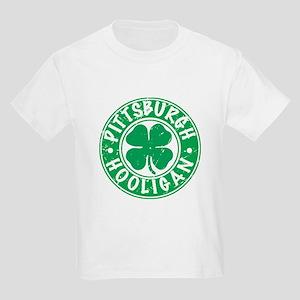 Pittsburgh Hooligan Kids Light T-Shirt