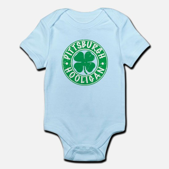 Pittsburgh Hooligan Infant Bodysuit