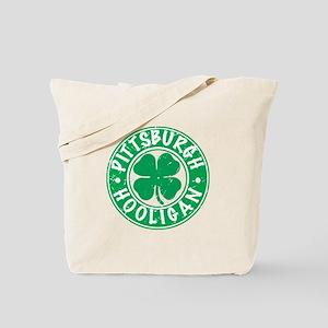 Pittsburgh Hooligan Tote Bag