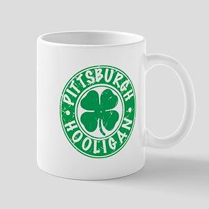 Pittsburgh Hooligan Mug
