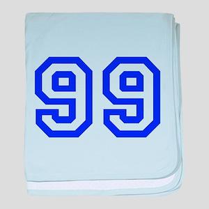 #99 baby blanket