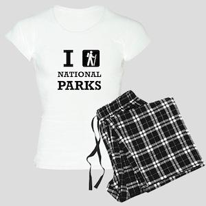 Hike National Parks Pajamas