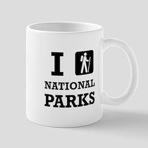 Hike National Parks Mugs