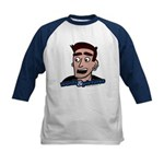 Words & Pictures Kids Baseball Jersey