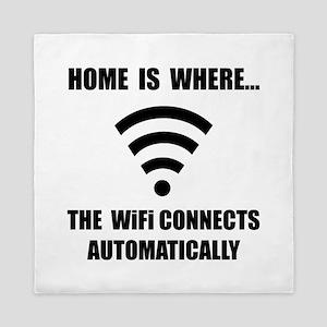 Home WiFi Queen Duvet