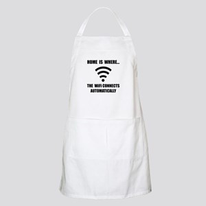 Home WiFi Apron